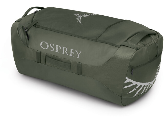 Osprey Transporter 130 Duffel Bag, haybale green